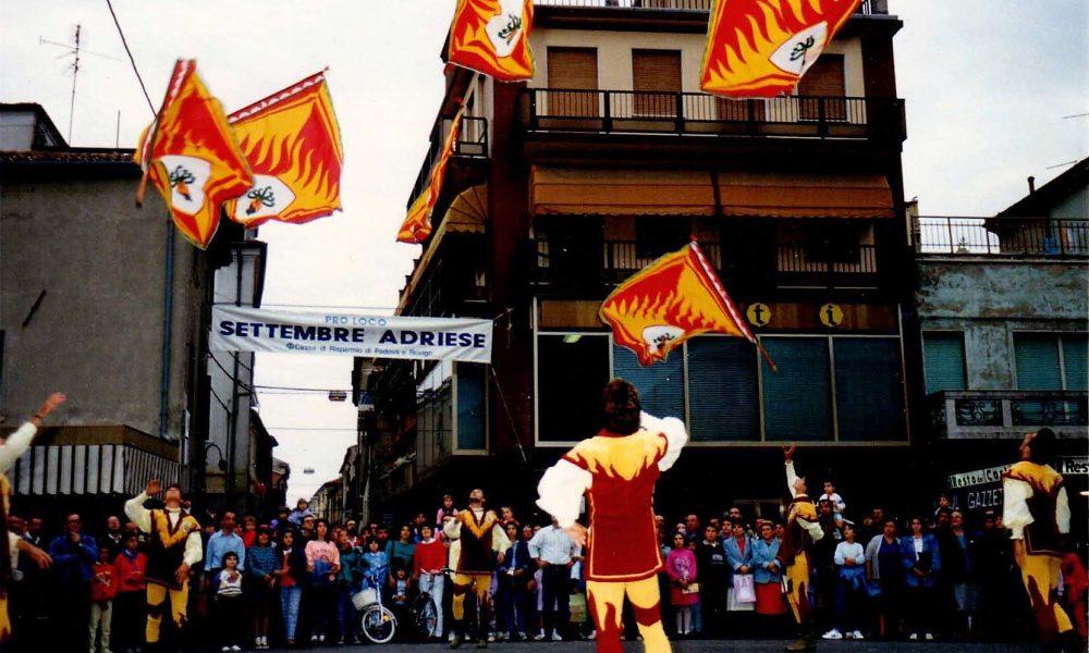 Settembre Adriese 1988