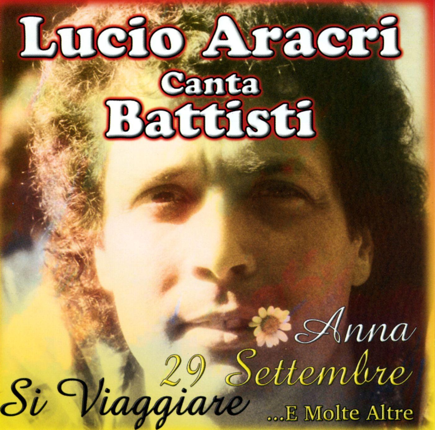 Lucio Aracri Copertina Nuova