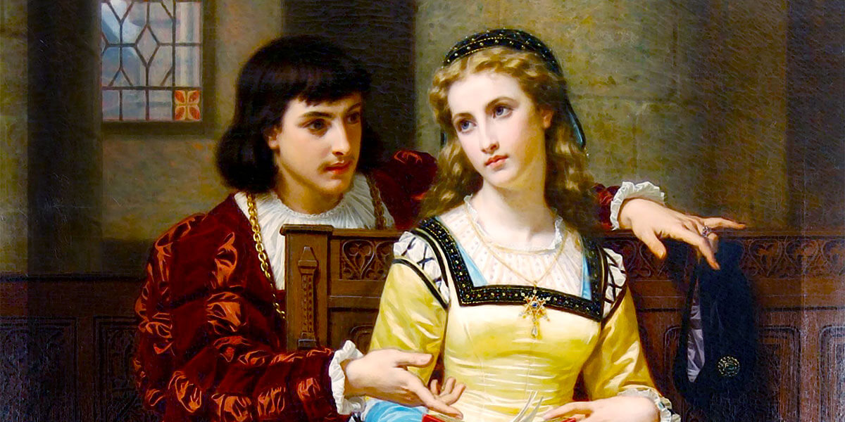Romeo And Juliet 0600x1200