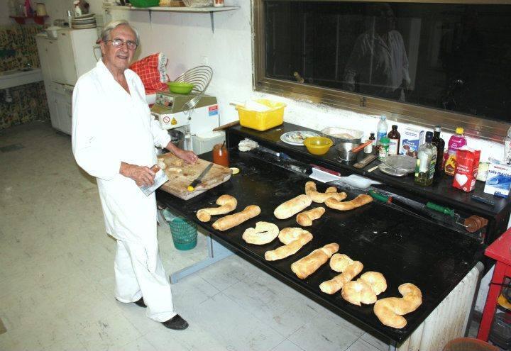 Arnaldo Cavallari inventore della Ciabatta