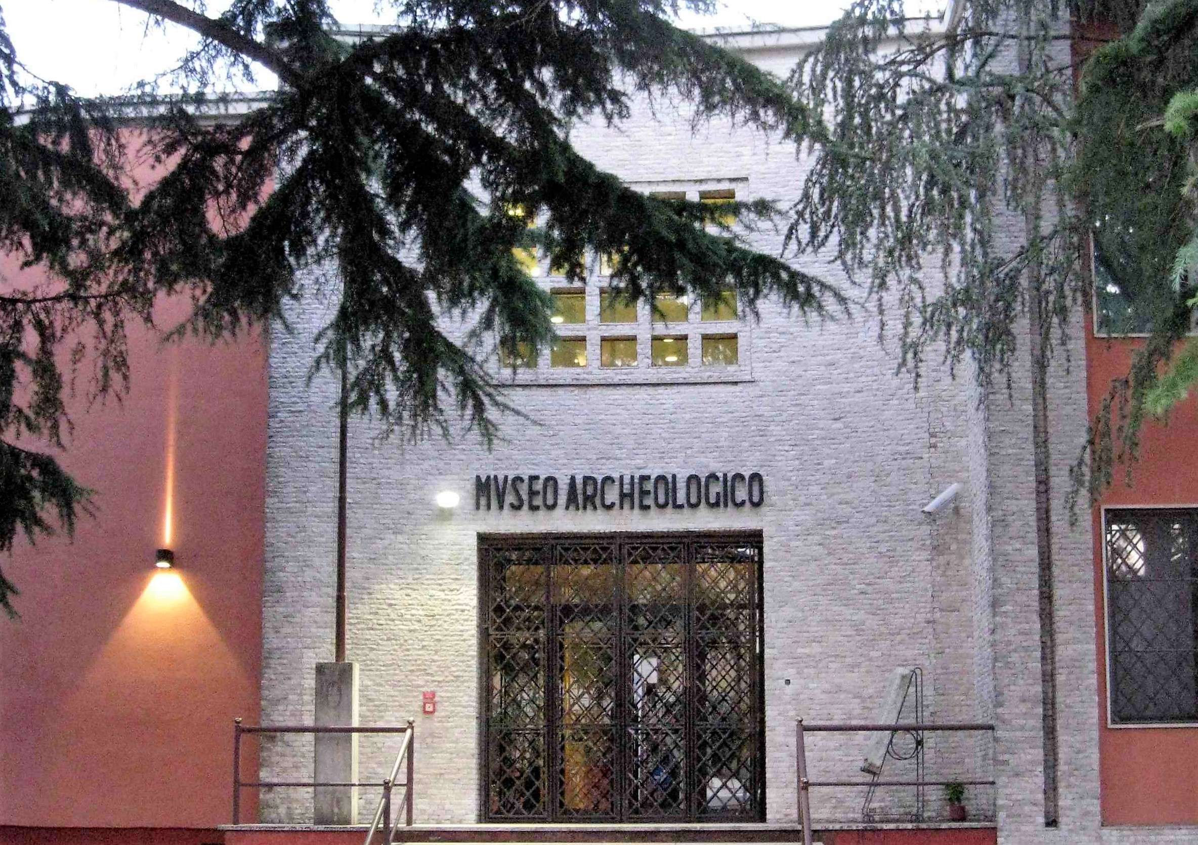 8 Museo Archeologico