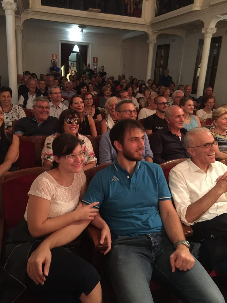 Adria Teatro Ferrini Platea