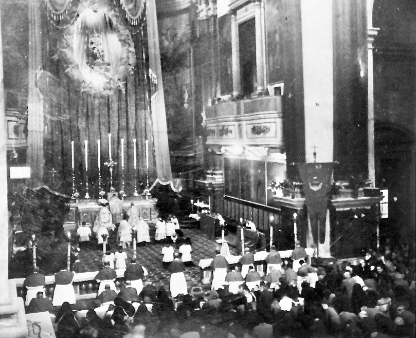 Adria-Cattedrale feste quinquennali 1942