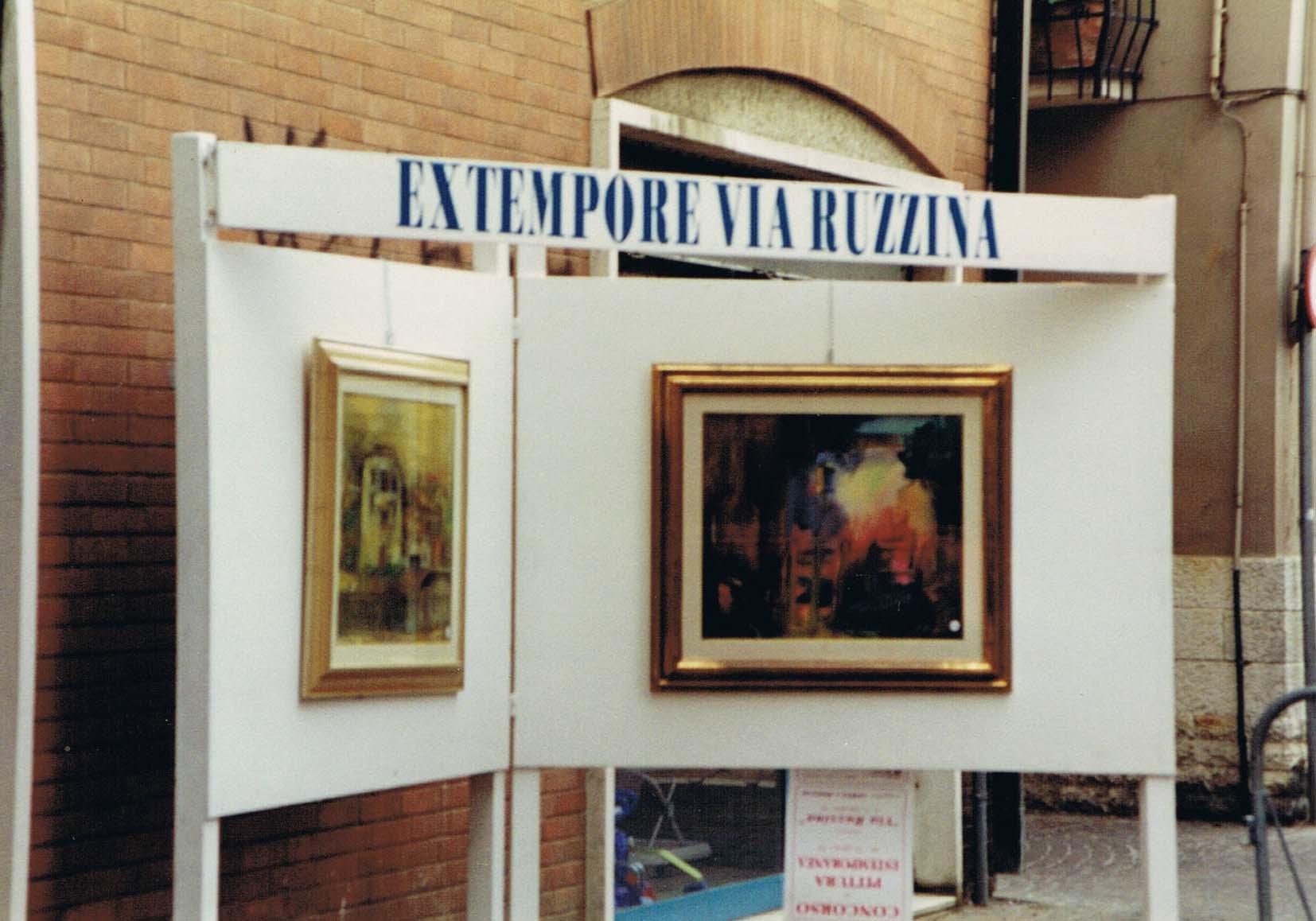 Extempore Via Ruzzina 1993