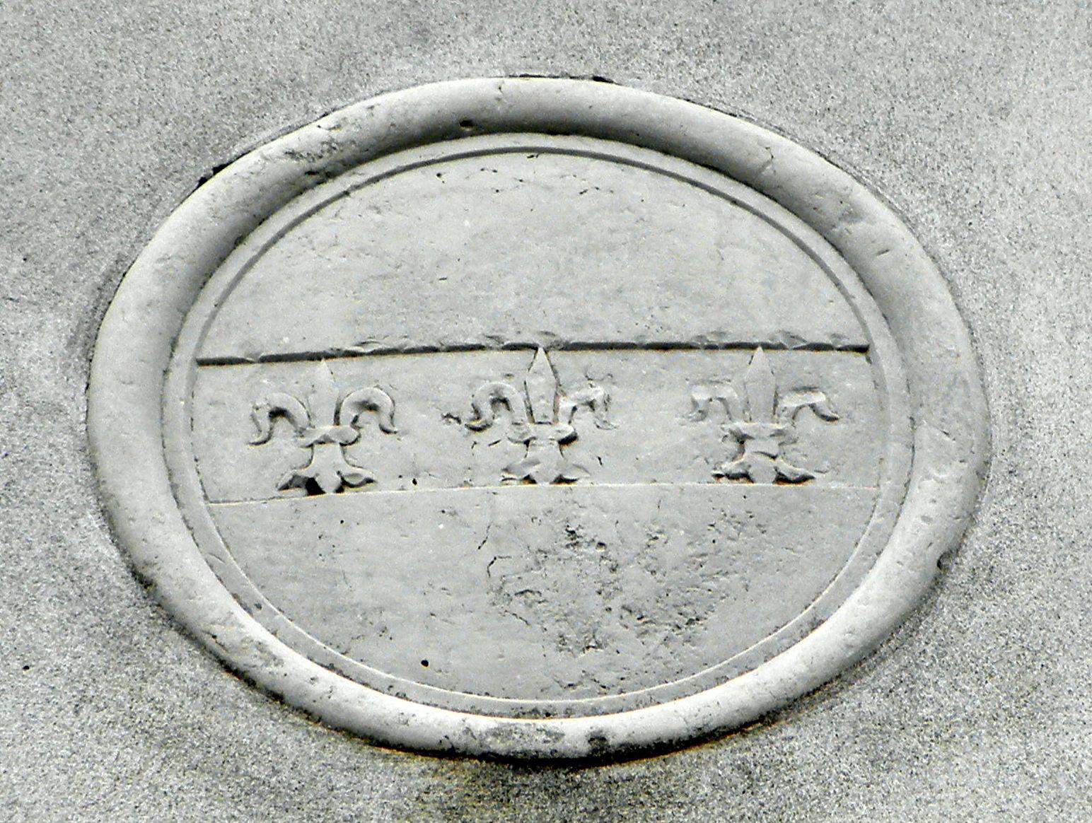 San Giorgio, Stemma Querini Su Portale Laterale (mazzorno Sinistro, Adria)