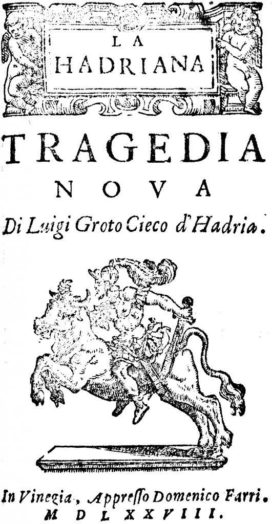 amore in Polesine e la Hadriana storia d'amore