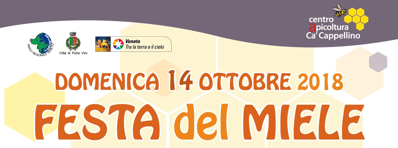 Festa Del Miele 2018 Logo1