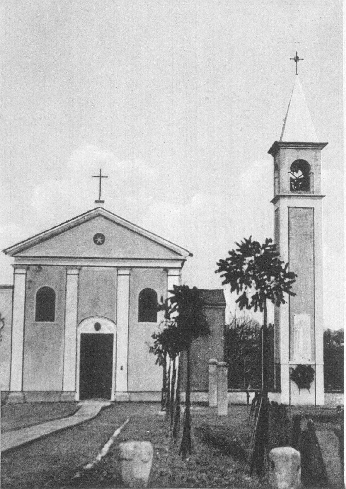 Oratorio San Rocco Valliera