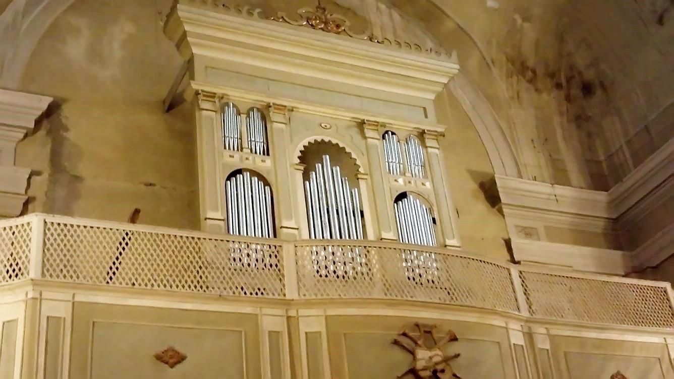 Organo Baricetta
