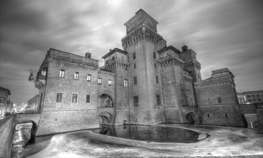 Adria attraversa indenne tre secoli di storia-Castello Medievale