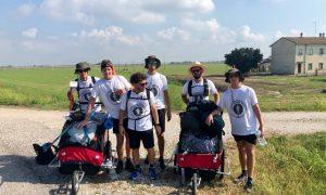 Delta del Po the walking Delta avventura vera-il gruppo
