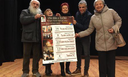 Adria conferenza stampa ferrini e itAperitivo - presentazione della rassegna
