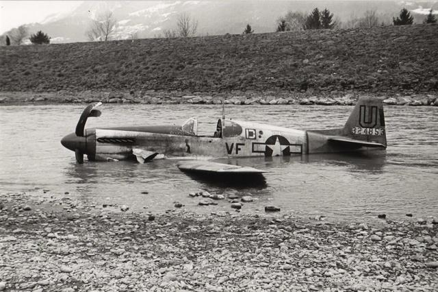 Aerei Perduti Polesine la guerra aerea nel delta del po-Aereo precipitato