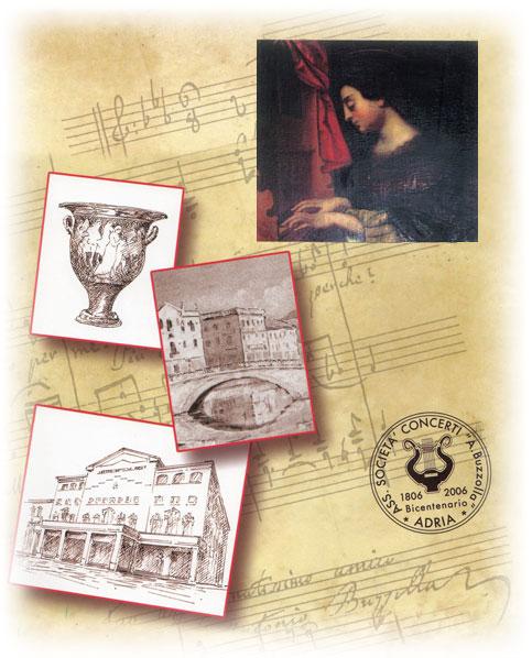 Teatro Ferrini Adria tre grandi concerti- Società concerti Buzzolla