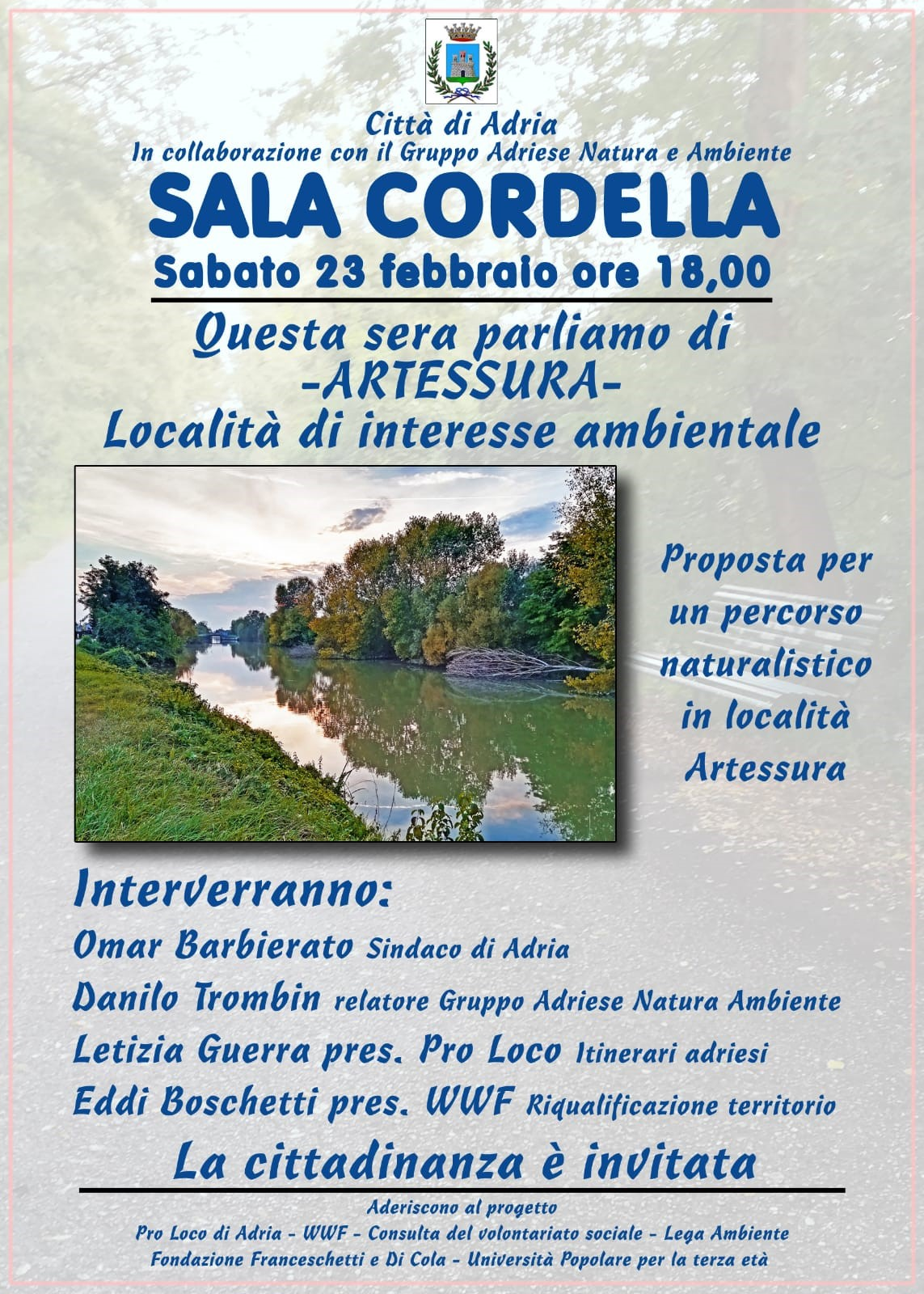 Locandina Artessura