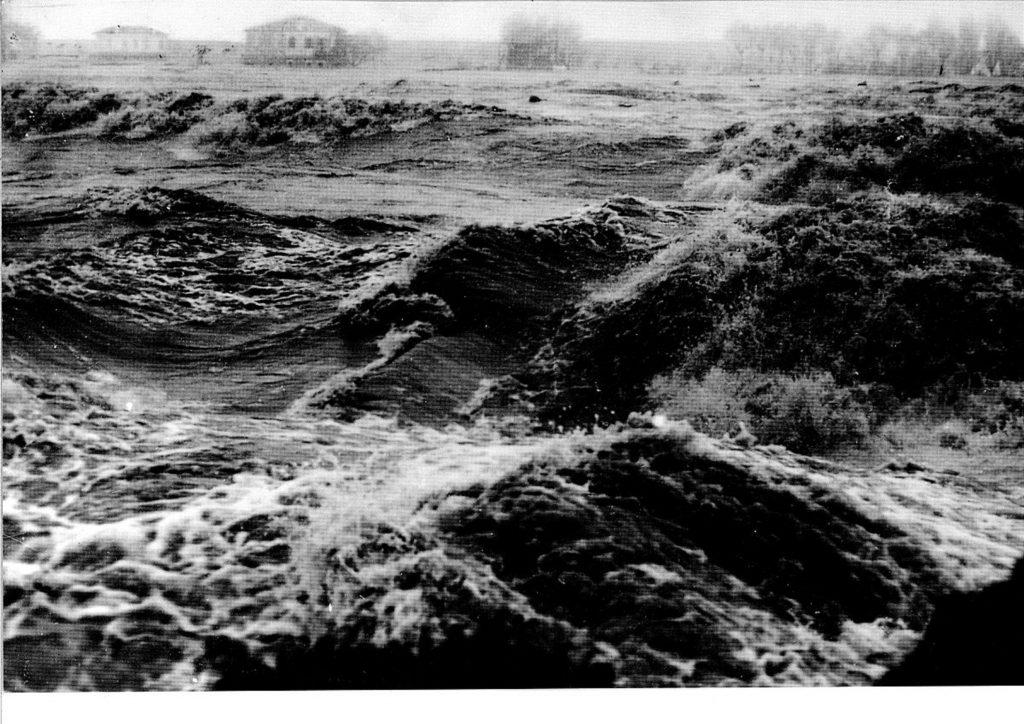 Adria potenza economica seconda parte - Alluvione del 1951