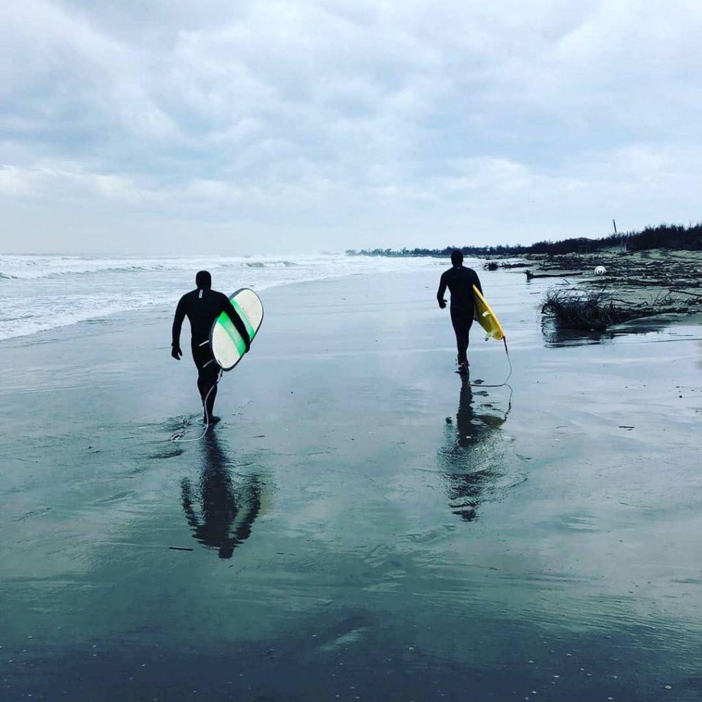 Delta del Po Sup Adventures360- La spiaggia del delta del Po