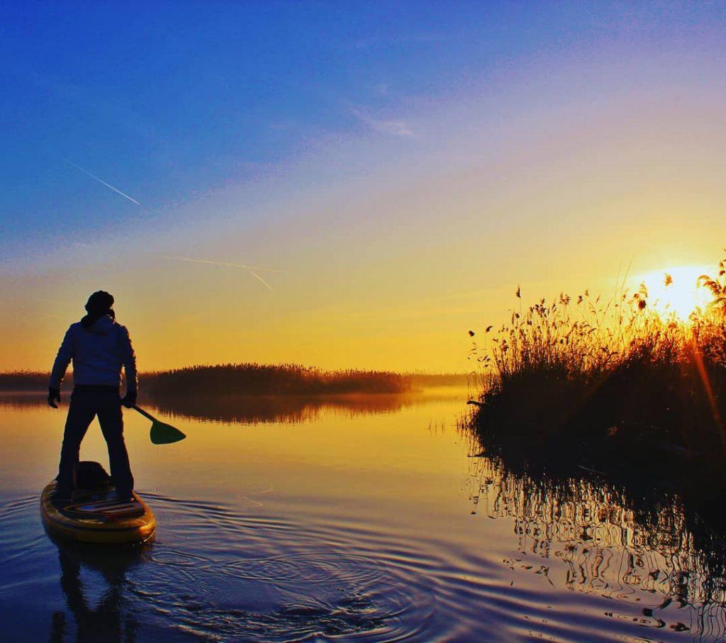 Delta del Po Sup Adventures360- Luoghi proposti nel Delta