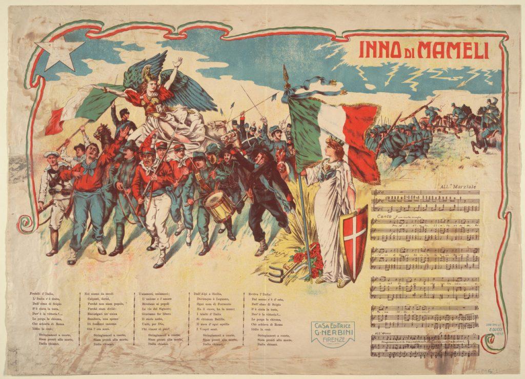 Adria potenza economica seconda parte - Inno Mameli Prima Guerra Mondiale
