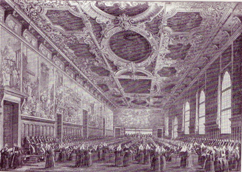 Adria città preziosa per Venezia fino al crepuscolo della Serenissima - Seduta del Maggior Consiglio