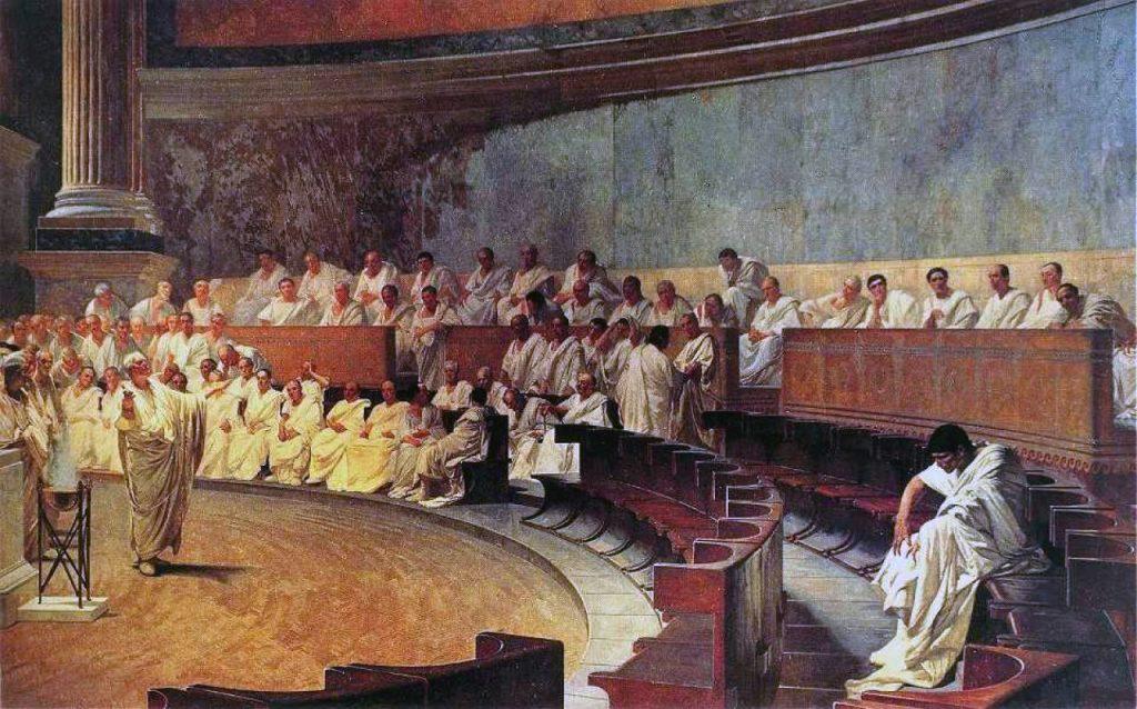 Adria potenza economica nell'adriatico- Il Senato