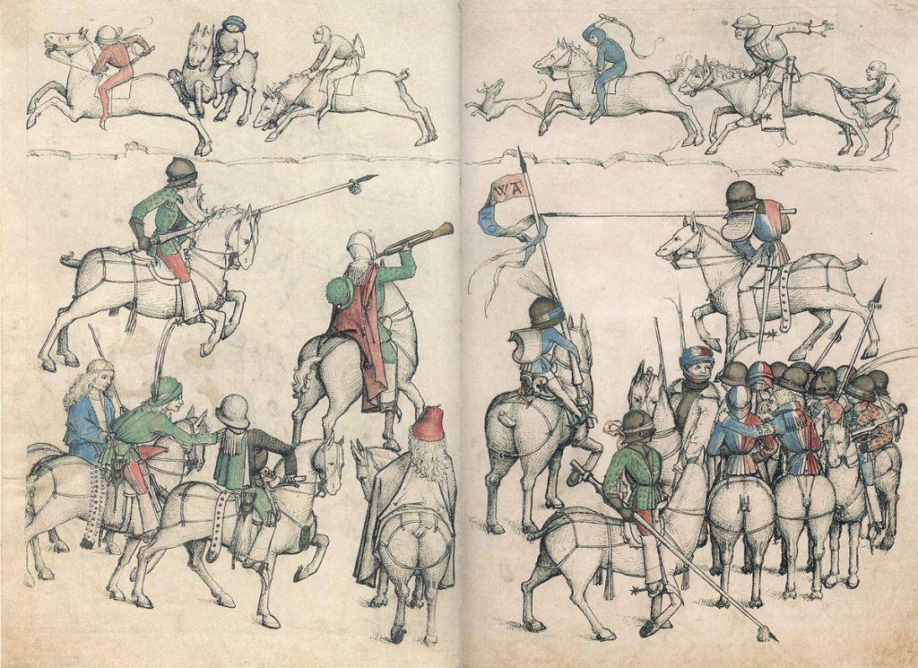 Adria potenza economica seconda parte - Torneo Medievale