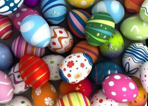 La Pasqua polesana -uova sode