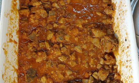 La Cucina Di Ondina Coratina D'agnello.