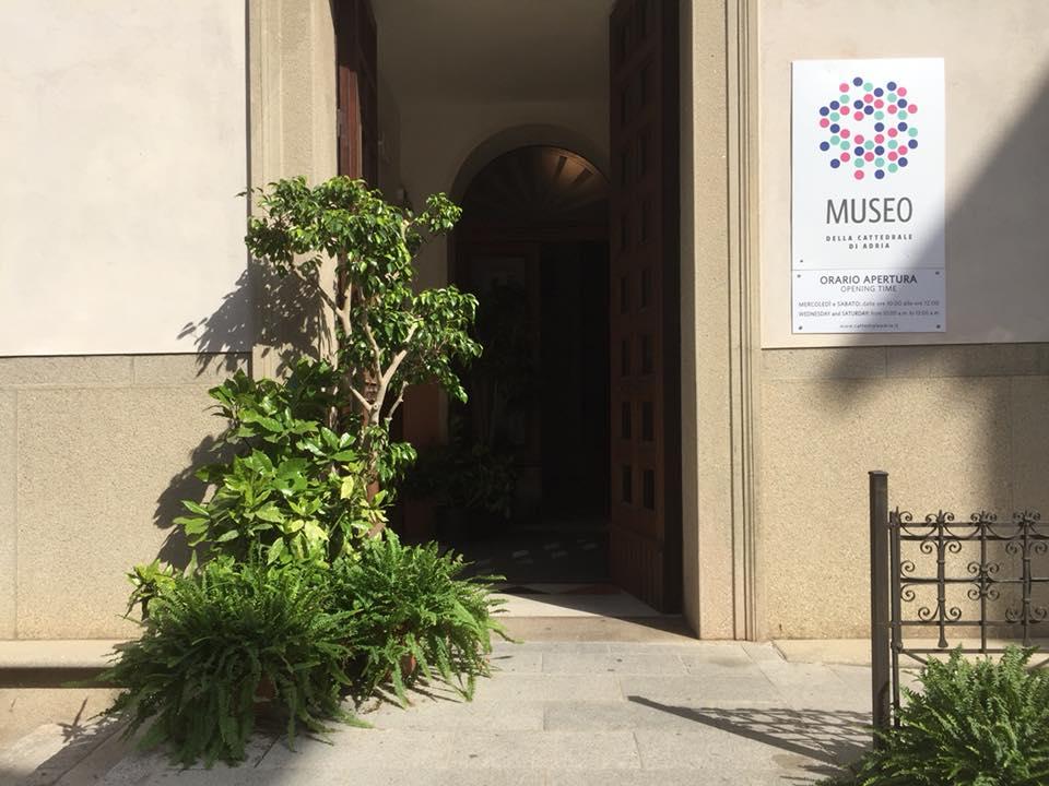 Adria in fiore 13^ edizione-Museo della Cattedrale