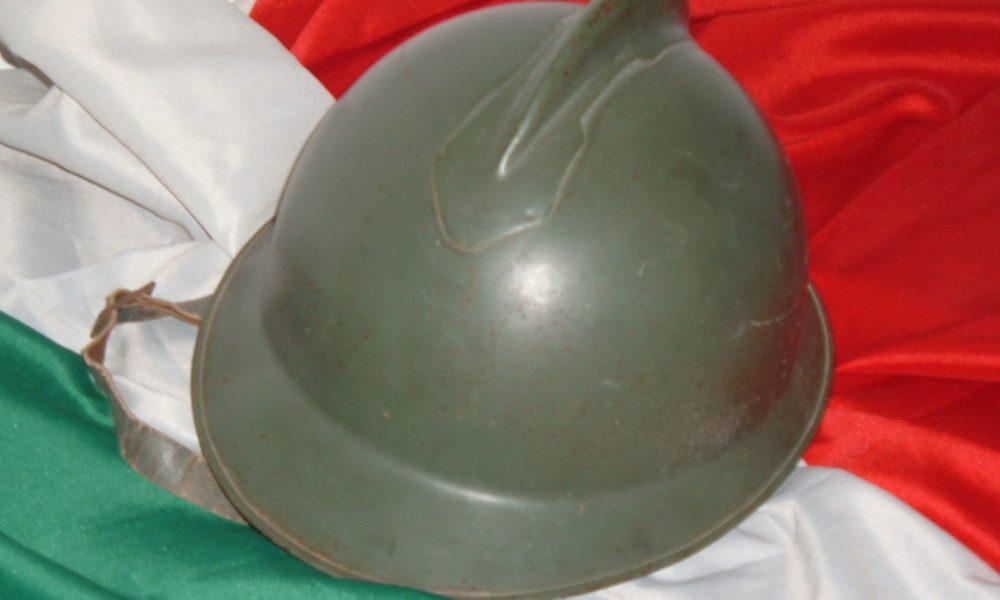 Elmetto Mod 1916