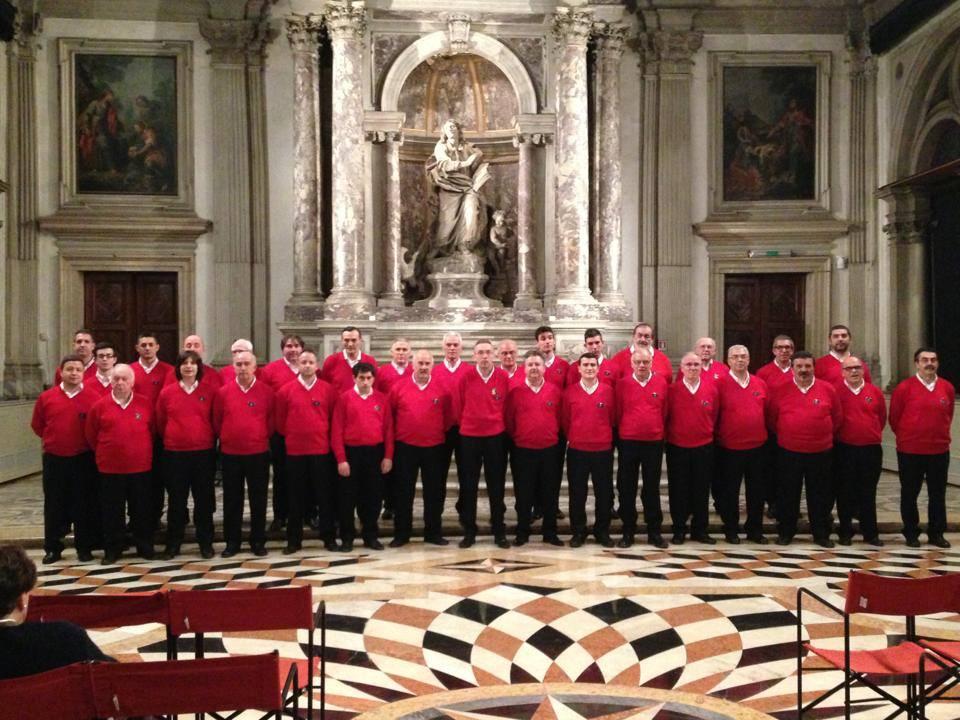coro soldanella 65 anni- Soldanella