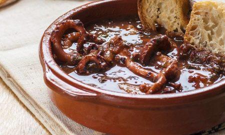 La Cucina Di Ondina Polipo Alla Luciana