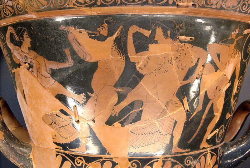 Adria e i suoi dei Ceramica greca