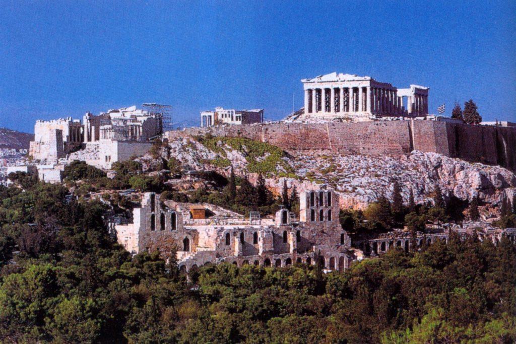 Adria colonia commerciale greca - Acropoli