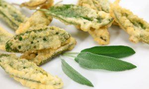 La Cucina Di Ondina Salvia Fritta In Pastella