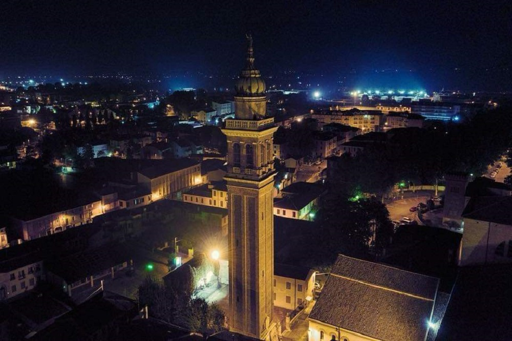 Adria e il suo nome - Torre campanaria