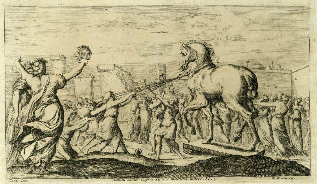 Adria e i suoi dei - Il Cavallo Di Troia