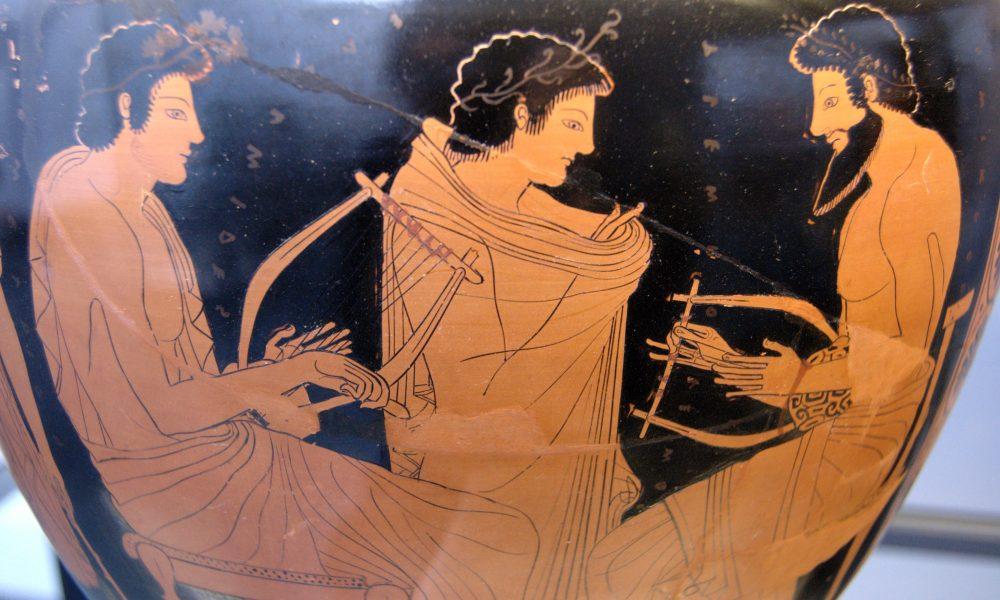 Adria colonia commerciale greca - frammento di vaso greco