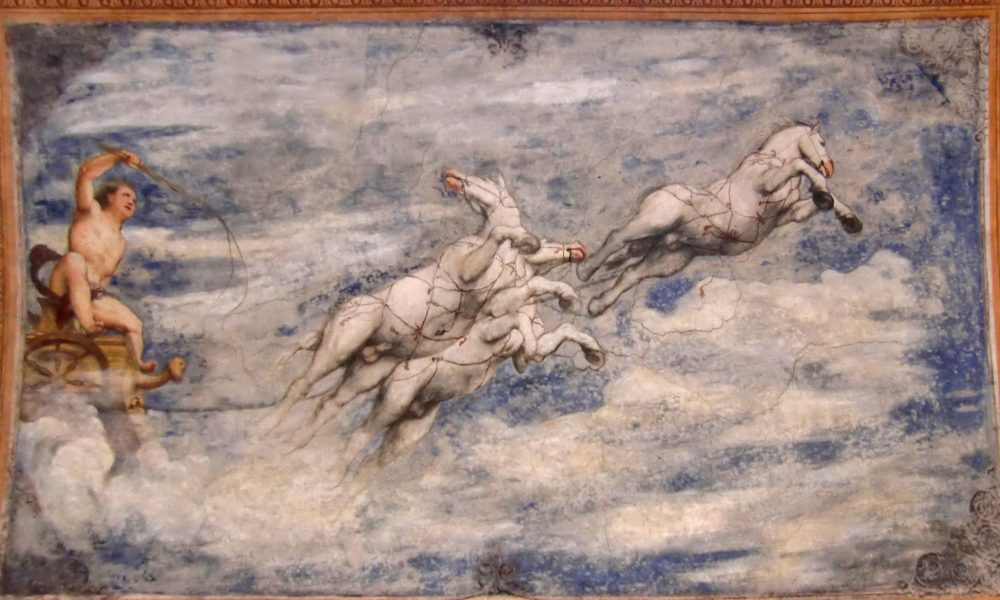 Romanino Carro Fetonte Buonconsiglio
