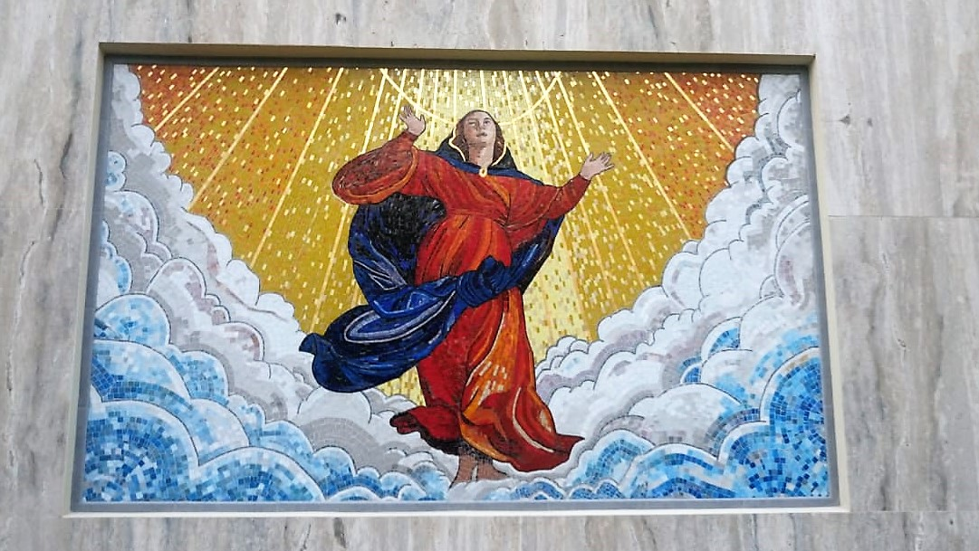 Mosaico Santa Maria Assunta