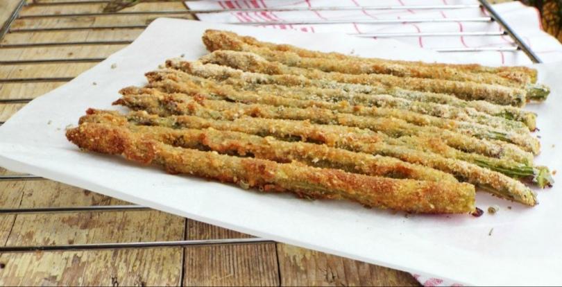 La Cucina Di Ondina Asparagi Gratinati Alla Paprica