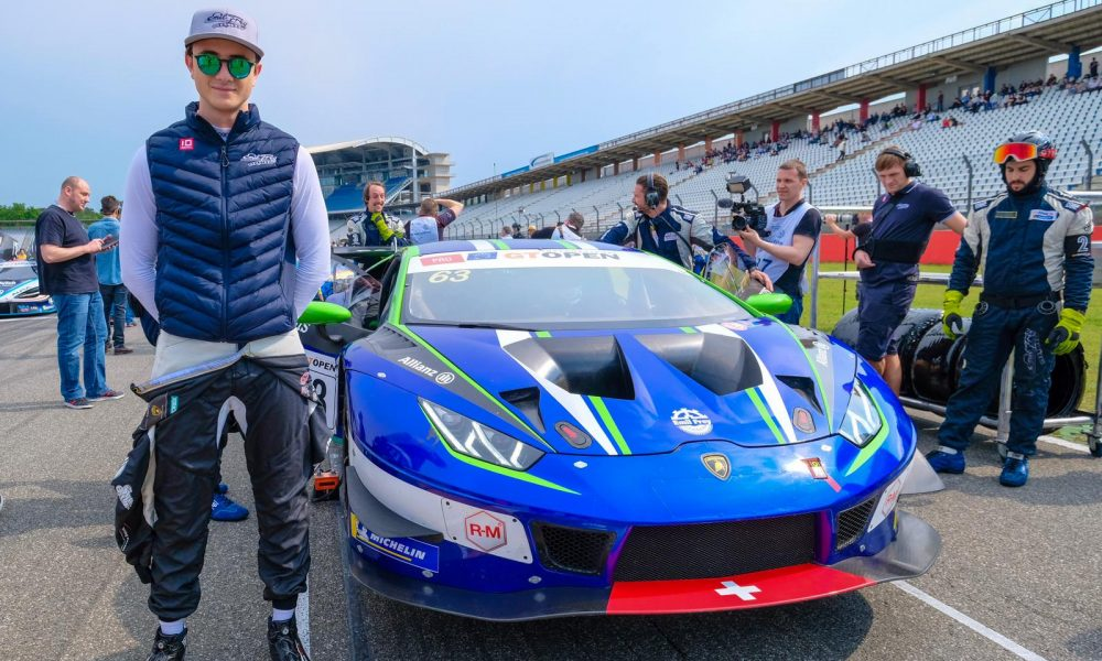 Young Drivers-Giacomo Altoè