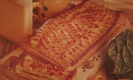 La Cucina Di Ondina Millefoglie Al Prosciutto Crudo E Fontina.