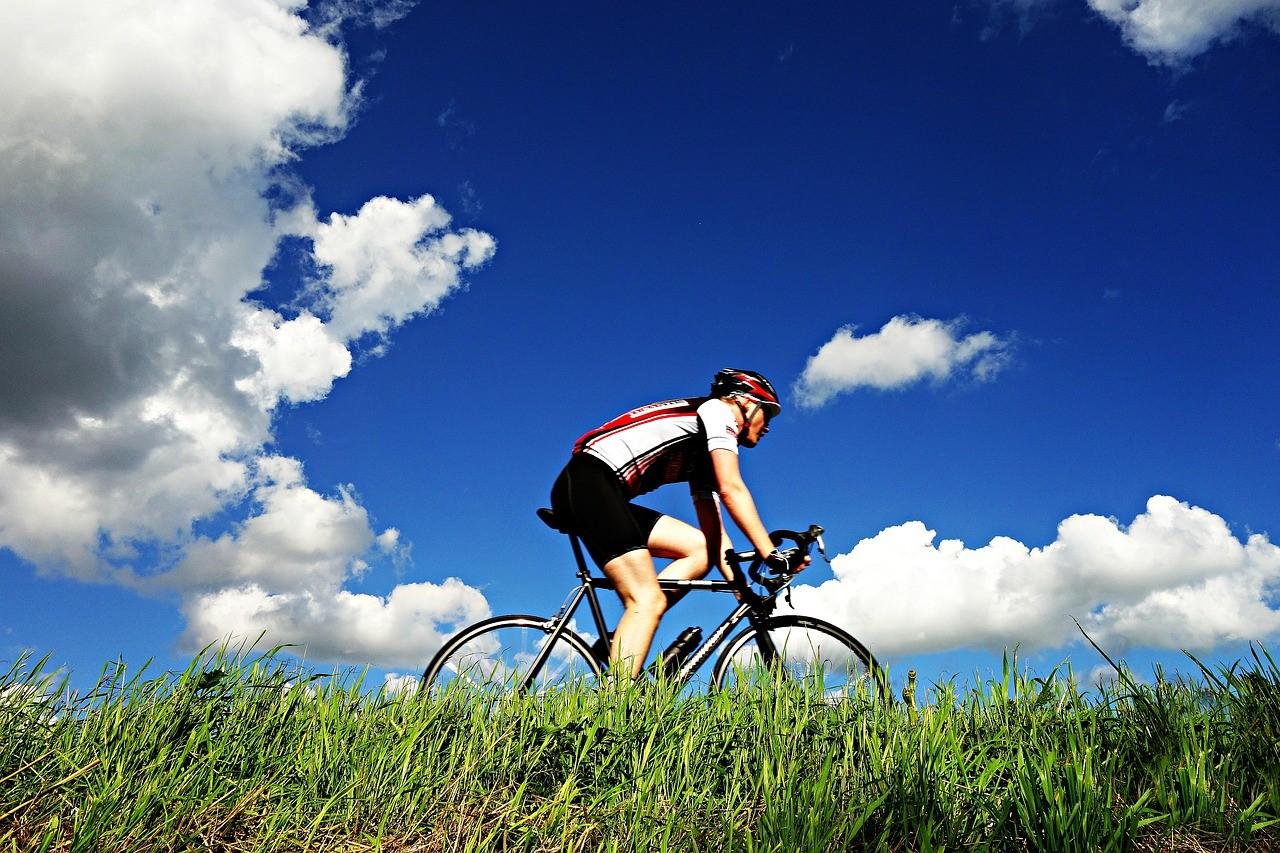Ciclista Ciclovia