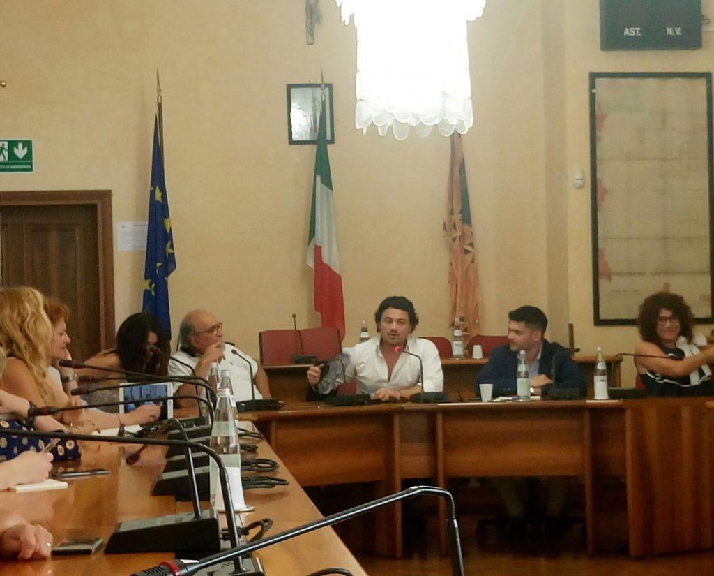 Accademia VD Musica - conferenza stampa con Vittorio Grigolo