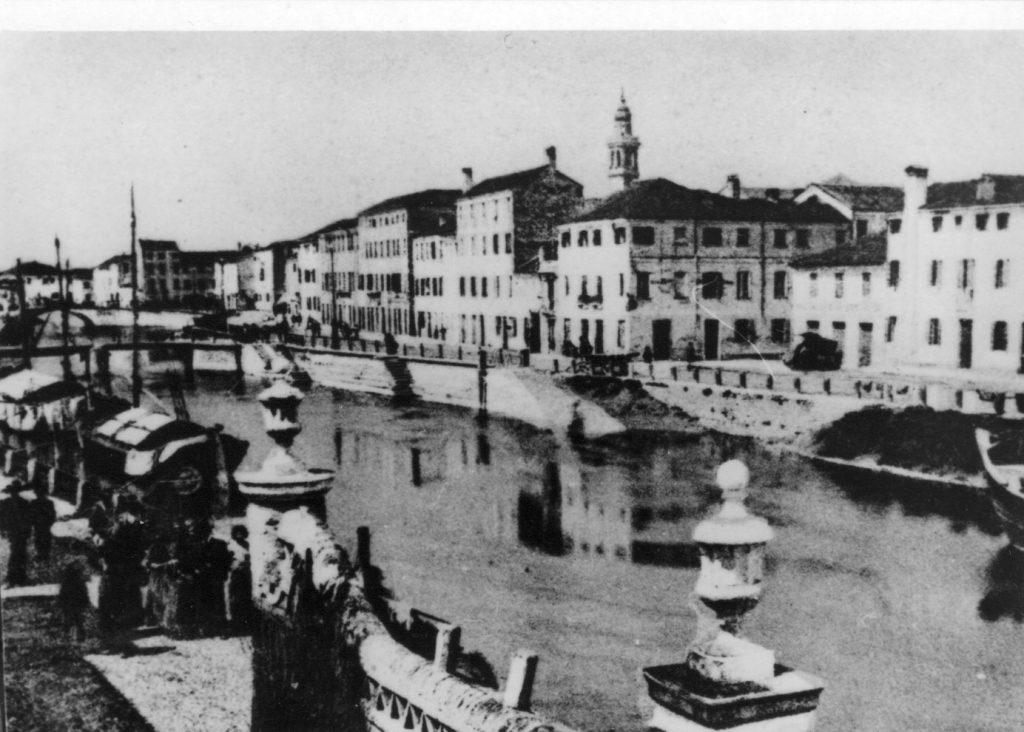 Bacino del Canal Bianco
