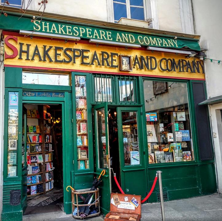 Shakespeare - Libreria