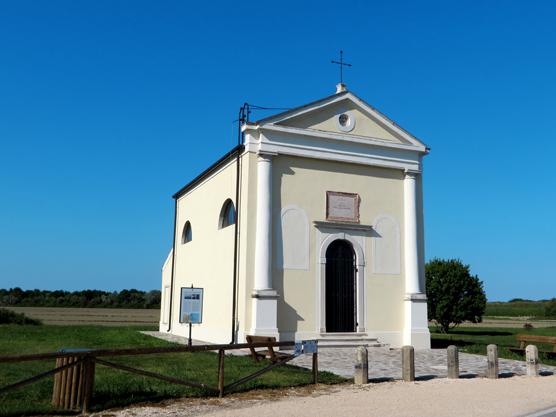 la nobiltà veneziana - Chiesetta di Moceniga in Via Moceniga