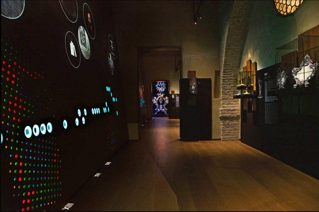 interno del Museo della Cattedrale
