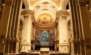 Santi Pietro e Paolo - interno della Chiesa cattedrale di Adria